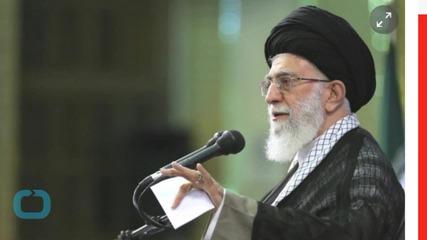 Iran's Ayatolla Ali Khameini Criticizes US Gulf Tactics