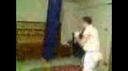 Kyokushin Карате Тренировка