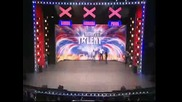 Смях С 60 - Годишен Танцьор В Britains Got Talent 2009!!!
