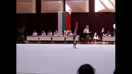 Вероника Бойчева - въже Дп 2009