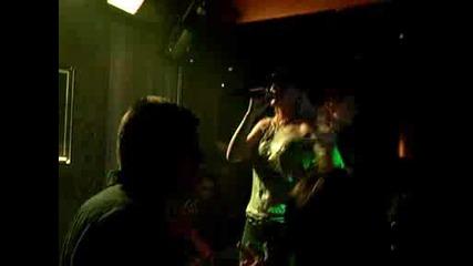 Камелия - Черна кръв - ремикс (live - Biad - 09.07.09)