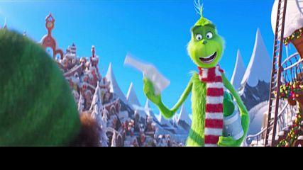"""Гринч - клип """"Още по-голяма Коледа"""""""