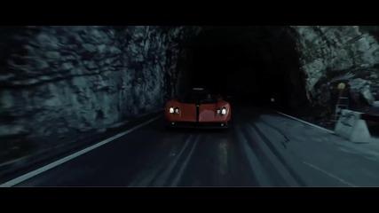 Pagani Zonda vs Lamborghini murcielago Need for Speed Hot Pursuit
