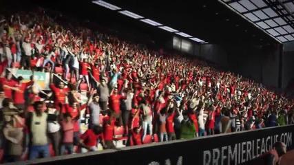 FIFA 15 - Официален Трейлър