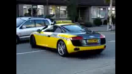 Таксиджия,  на който всеки би завидял