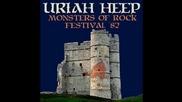Uriah Heep - Monsters of Rock Festival'82 - Castle Donington (1982)
