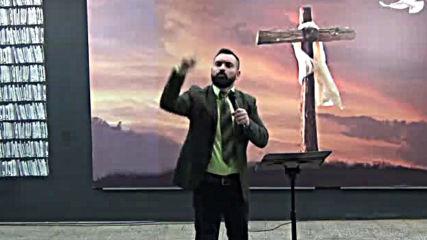 Когато Бог запали огън в сърцето ти - п-р Енчо Христов