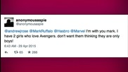 Mark Ruffalo Calls Out Marvel for Lack of Black Widow Merchandise