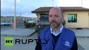 Италия: Либийски корабокрушенци успешно пристигат в център за бежанци