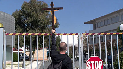 Cyprus: Christian protesters demand 'satanic' Eurovision entry be dropped in Nicosia