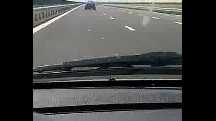 Renault Megane 200 km h