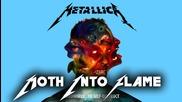Metallica - Moth Into Flame (2016) 04 - album : Hardwired… To Self-destruct [ hd ] + Lyrics