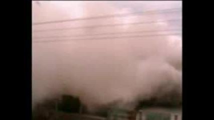 Яка Експлозия В Пазарджик