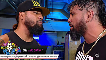 Roman Reigns and Jimmy Uso put Jey Uso in the middle of their disagreement: SmackDown, June 11, 2021