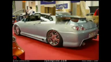 Tuning Cars From Barcelona