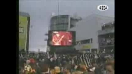 Him - One Last Time (rock Am Ring 2001)