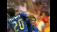 Италия Франция 1:1 Матераци
