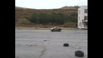 Subaru Impreza 555 115 turbo 0.5 bar na Gaz