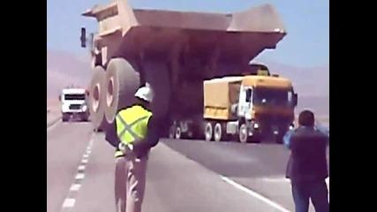 Камионче..детско Camion de mineria alto tonelaje transportado O.g.h