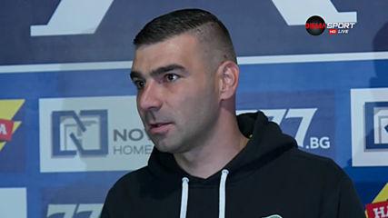 Владо Стоянов: Взехме реванш от Левски