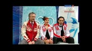Яна Хохлова Сергей Новицкий обязателен танец Игри 2010