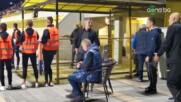 Наско Сираков и Павел Колев ще наблюдават Левски в Пловдив