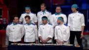 Победители и победени - Hell`s Kitchen (04.03.2020)