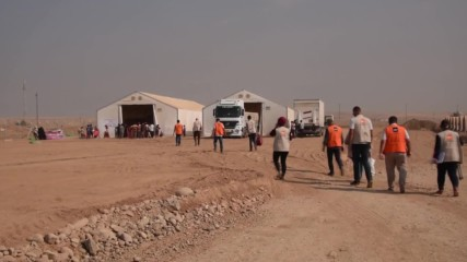 Iraq: Over 1,000 civilians evacuated from frontlines of Mosul