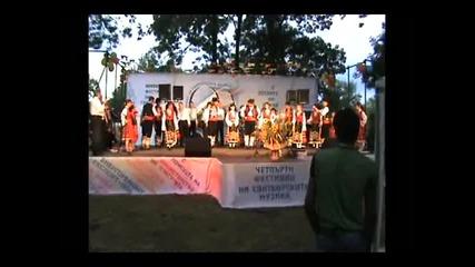 Откриване на 4 - я фестивал Наследството - Раднево 2009 - ч.3