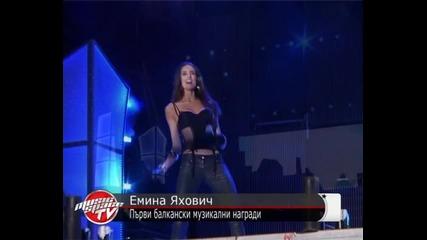 Emina Jahovic - Med (live Sofia)
