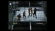 Wwe Svr 2008 Elimination Chember Match 1/2