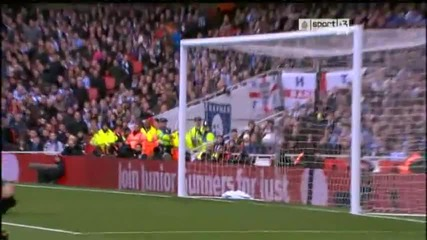 Арсенал 1 - 0 Хъдърсфийлд (бендтнер)