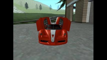My Cars in Gta San Andreas part 2