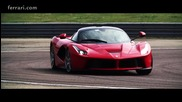 Четири легенди на Ferrari на едно място