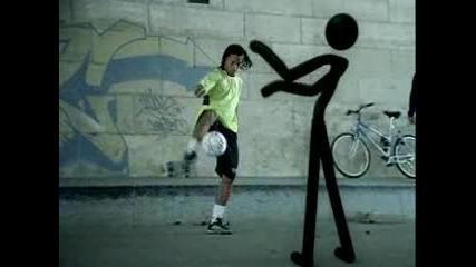 Stickman - Street Football