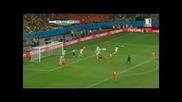 Холандия - Коста Рика 4:3 (0:0) след дузпи