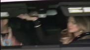 Khloé Kardashian & French Montana Get Cozy at Nightclub