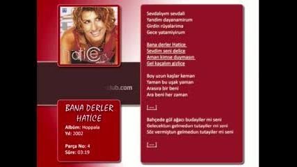 Hatice - Bana Derler Hatice [haticefanclub.com]