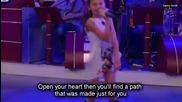 Крисия Тодорова - Discover Химнът на Детската Евровизия 2015