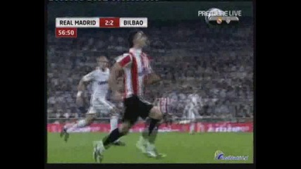 Highlights: Real Madrid - Athletic 3:2