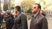 Иван Бедров: Контрапротестиращи нахлуха в Софийския университет