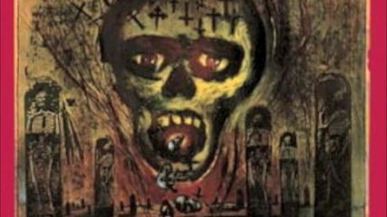 Slayer - Dead Skin Mask ( Hd 1990 )