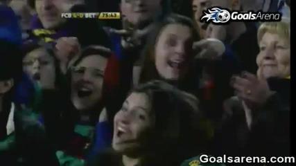 Fc Barcelona vs Real Betis 5 - 0 -