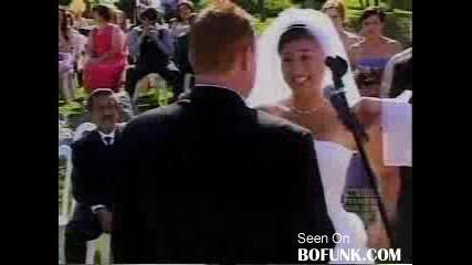 Забавни сватбени моменти