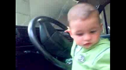 Малкия шофьор
