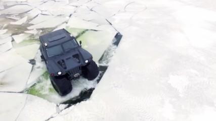 Хунта високопроходим автомобил