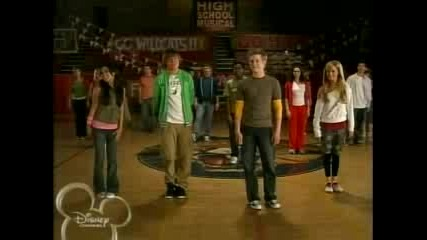 HSM - DANCE ALONG PART 2