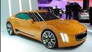 Една различна 2014 Kia - Gt4 Stinger Concept