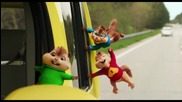 Alvin and the Chipmunks: The Road Chip *2015* Teaser Trailer