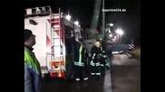 Lkw Unfall - Truck Man crash